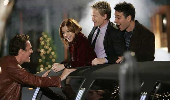 The Limo is listed (or ranked) 4 on the list The Best New Year & New Year's Eve Episodes In Sitcoms