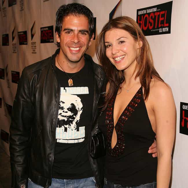 Barbara Nedeljáko... is listed (or ranked) 3 on the list Eli Roth Loves and Hookups