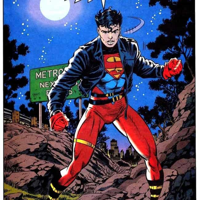 Superboy is listed (or ranked) 2 on the list Ranking Every Superman in the Comics