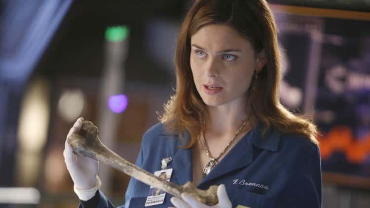 Dr. Temperance Brennan From 'Bones'