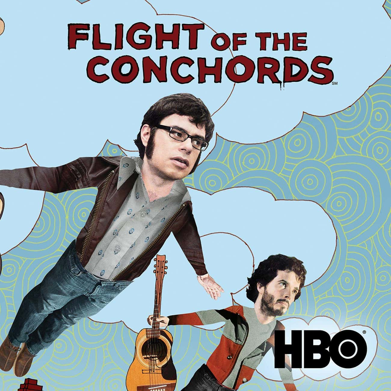 Flight of the Conchords is listed (or ranked) 3 on the list What To Watch If You Love 'Lodge 49'