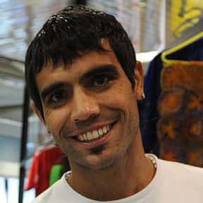 Augusto Fernández is listed (or ranked) 3 on the list Famous People Named Augusto