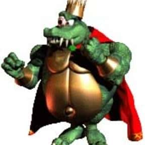 King K. Rool is listed (or ranked) 20 on the list The Best Nintendo 64 Characters