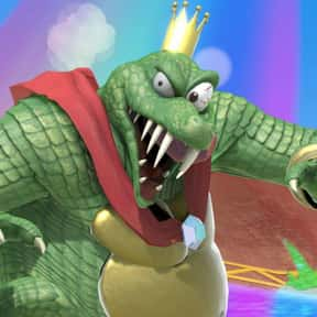 King K. Rool (Newcomer)