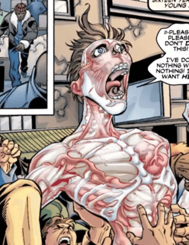 Image of Random Worst X-Men Members