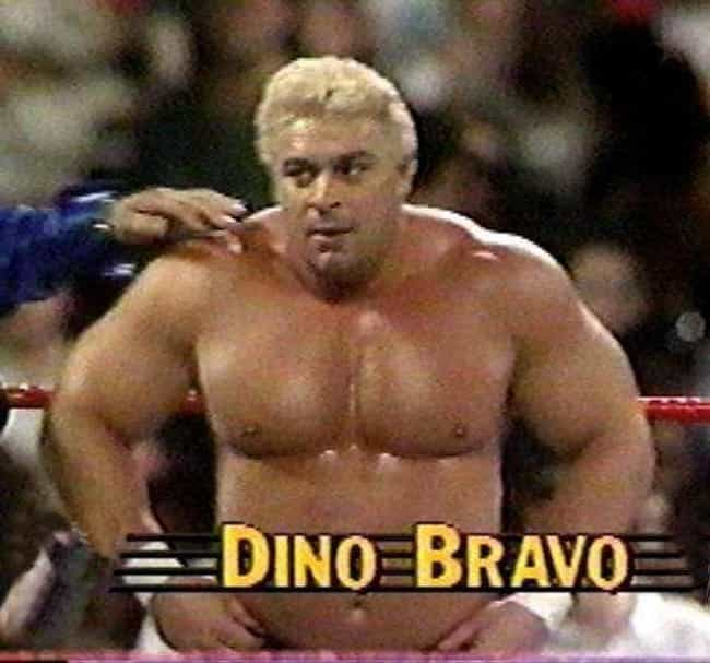 Dino Bravo is listed (or ranked) 3 on the list 20 Athletes Who Were Murdered