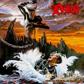 Dio is listed (or ranked) 17 on the list The Best Glam Metal Bands
