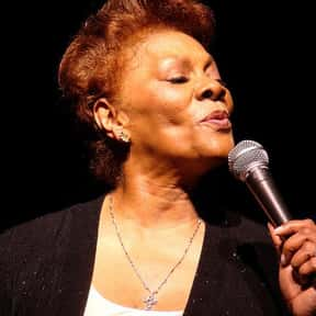 Dionne Warwick is listed (or ranked) 6 on the list The Best Musical Artists From New Jersey