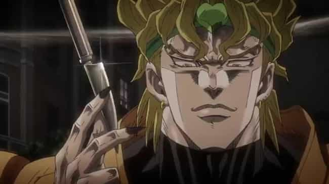 Dio Brando is listed (or ranked) 1 on the list 15 Anime Characters You'd Never Want As Your Roommate