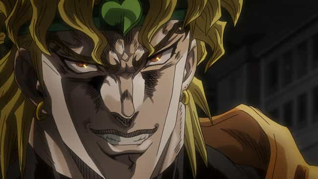 Dio Brando is listed (or ranked) 3 on the list The 20 Best Characters In JoJo's Bizarre Adventure