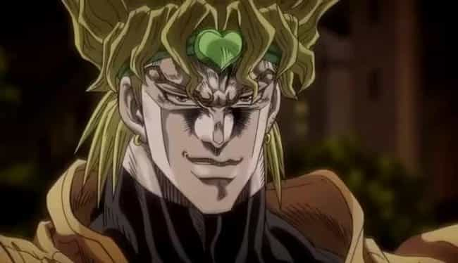 Dio Brando is listed (or ranked) 3 on the list The 20 Best 'Chaotic Evil' Anime Characters of All Time