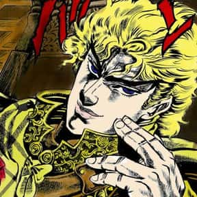 Dio Brando is listed (or ranked) 5 on the list The Best British Anime Characters