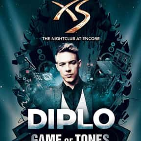 Diplo is listed (or ranked) 7 on the list The Best Las Vegas DJ Residencies Right Now