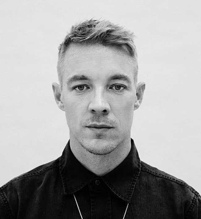 Diplo is listed (or ranked) 2 on the list Kate Hudson's Loves & Hookups