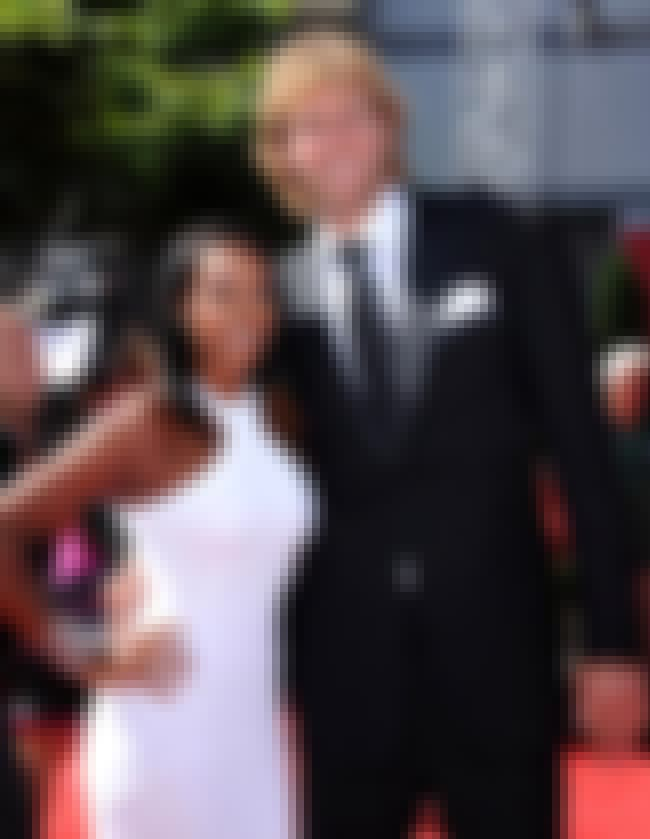 Dirk Nowitzki is listed (or ranked) 8 on the list 15 Famous White Men Married to Black Women