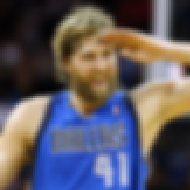 Dirk Nowitzki is listed (or ranked) 6 on the list The Most Clutch Athletes in Sports Today