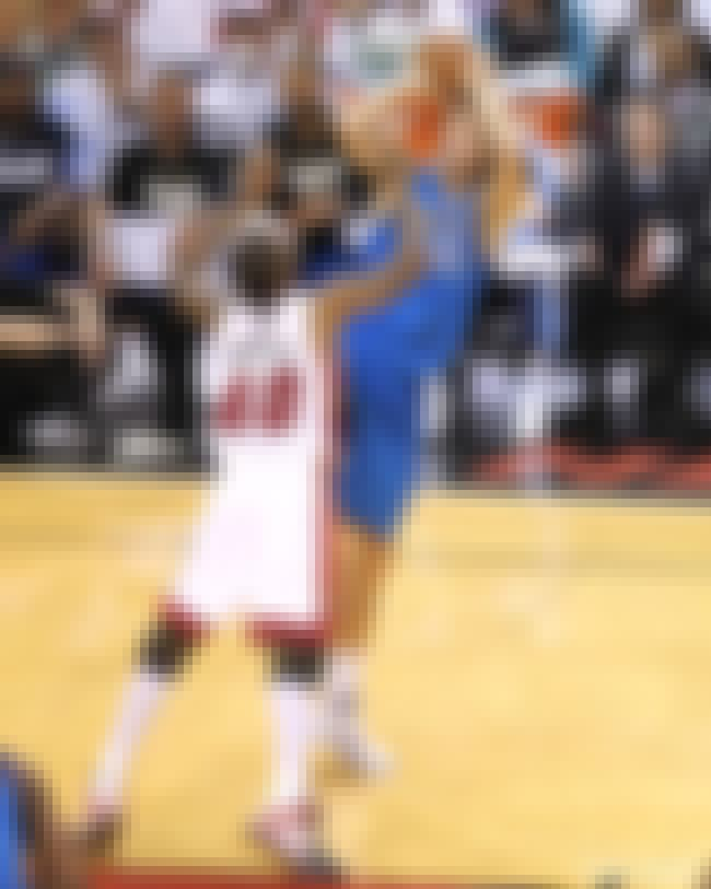 Dirk Nowitzki is listed (or ranked) 6 on the list The Most Clutch NBA Players Today