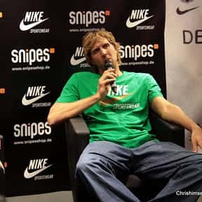 Dirk Nowitzki is listed (or ranked) 1 on the list People Who Should Be in the Basketball Hall of Fame