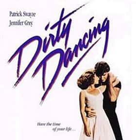Dirty Dancing is listed (or ranked) 5 on the list The Best PG-13 Drama Movies
