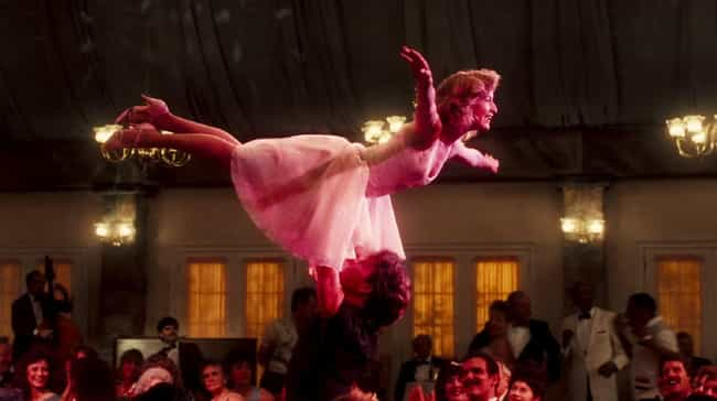 Dirty Dancing is listed (or ranked) 4 on the list 18 Movies With