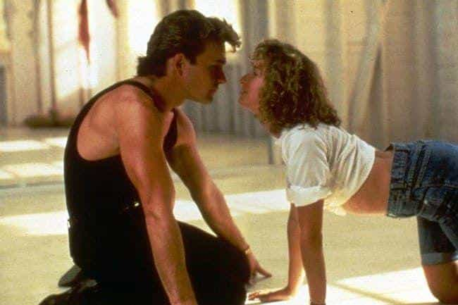 Dirty Dancing is listed (or ranked) 2 on the list 13 Movie Couples Who Hated Each Other In Real Life