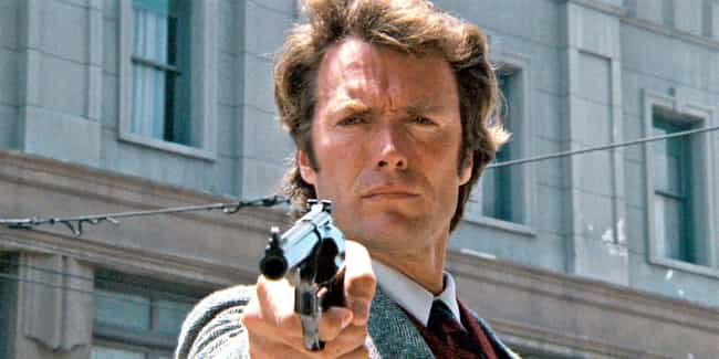 Dirty Harry is listed (or ranked) 1 on the list The Most Famous Film That Took Place The Year You Were Born