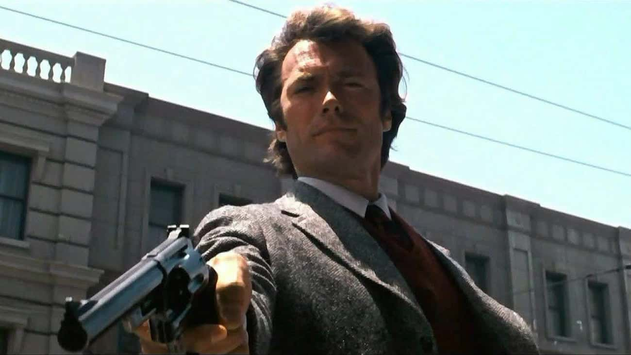 Dirty Harry is listed (or ranked) 1 on the list The Most Memorable Action Movie Quotes