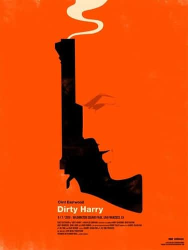Dirty Harry is listed (or ranked) 1 on the list The Best Dirty Harry Movies Of All Time