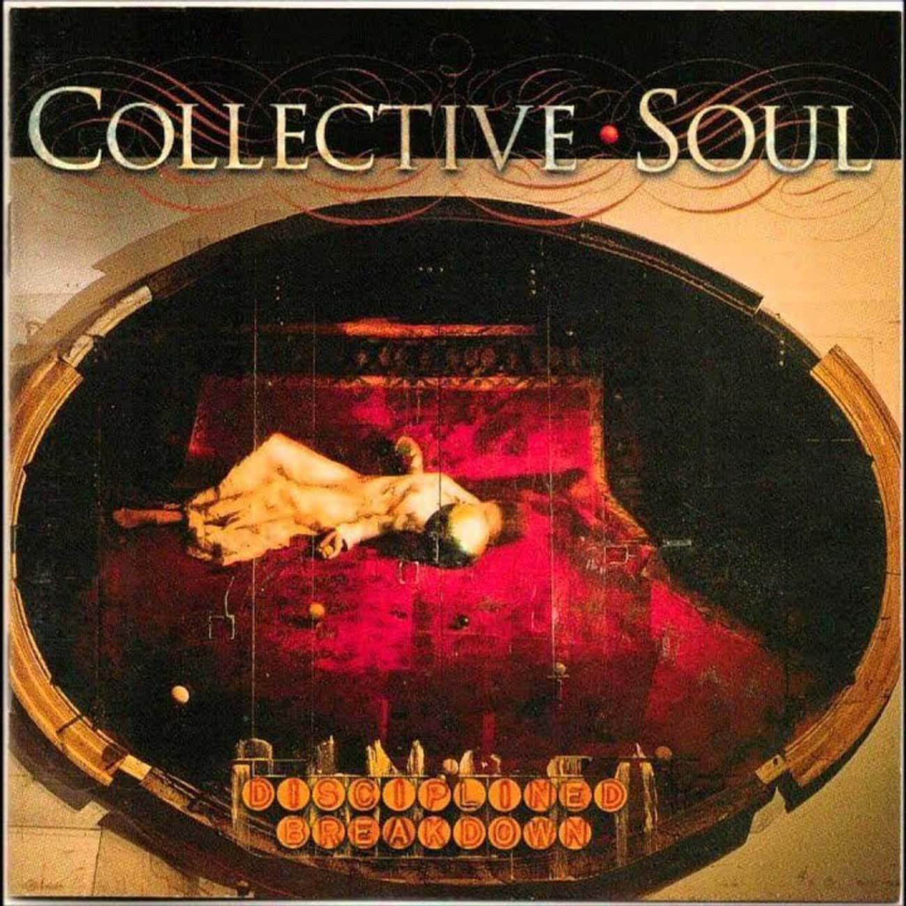 Disciplined Breakdown is listed (or ranked) 3 on the list The Best Collective Soul Albums of All Time