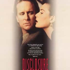 Disclosure is listed (or ranked) 18 on the list The Best Michael Douglas Movies