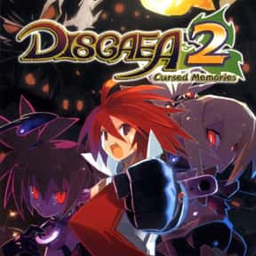 Disgaea 2: Cursed Memories is listed (or ranked) 3 on the list Nippon Ichi Games List