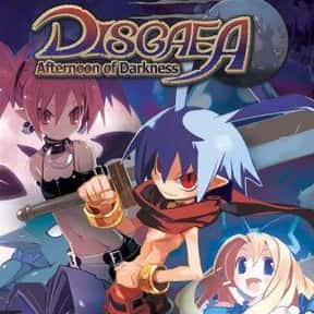Disgaea: Afternoon of Darkness is listed (or ranked) 5 on the list Nippon Ichi Games List