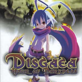 Disgaea: Hour of Darkness is listed (or ranked) 6 on the list Nippon Ichi Games List