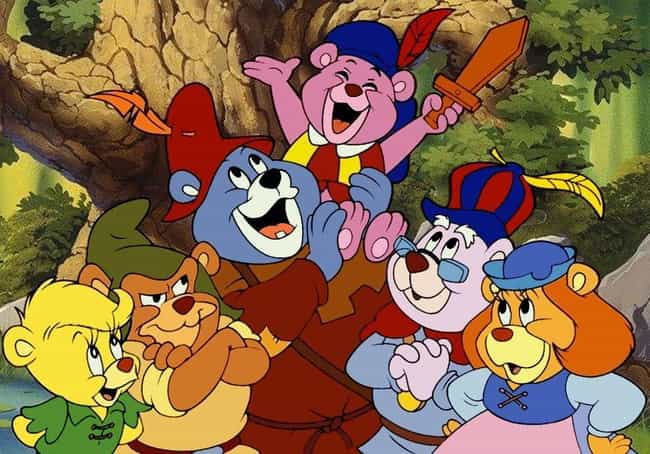 Disney's Adventures of the Gum... is listed (or ranked) 2 on the list 15 Bingeable Animated Series You Didn't Realize Were On Disney+, Ranked