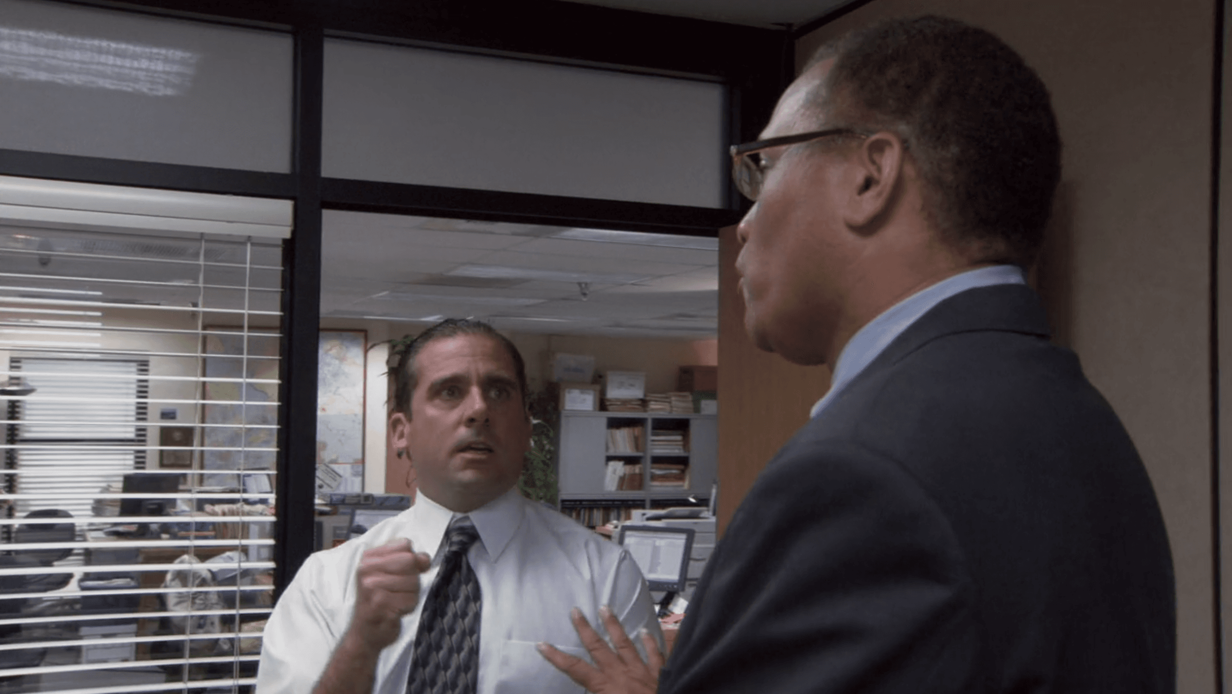 Image of Random Episodes Michael Scott Was Bleeped Out On 'The Office'