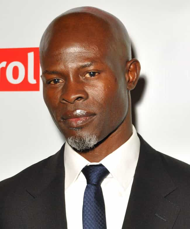 Djimon Hounsou is listed (or ranked) 4 on the list Actors Suited To Be Black Panther