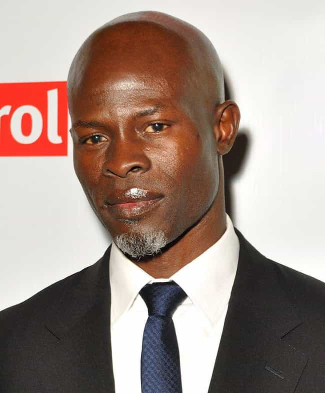 Djimon Hounsou is listed (or ranked) 7 on the list 16 Celebrities Who Were Born in Africa