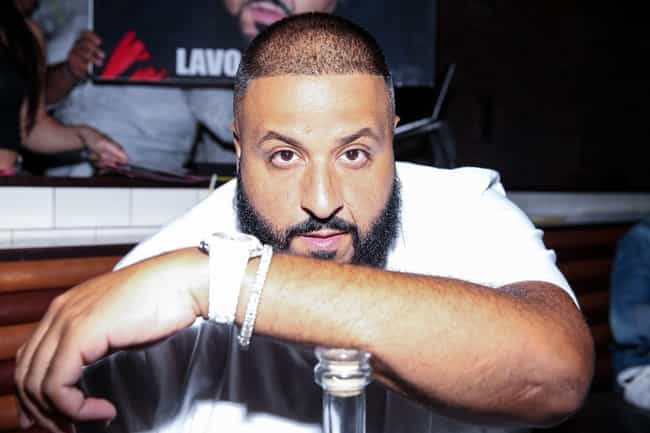 DJ Khaled is listed (or ranked) 4 on the list Famous Friends of Fat Joe