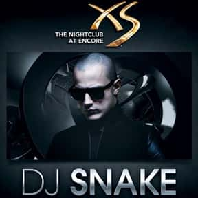 DJ Snake is listed (or ranked) 14 on the list The Best Las Vegas DJ Residencies Right Now