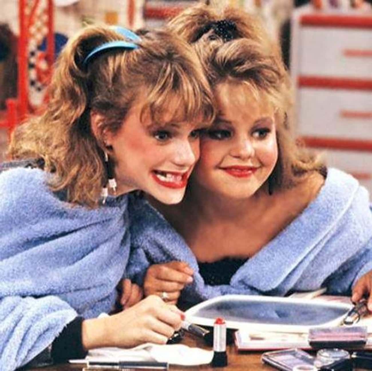 D.J. Tanner & Kimmy Gibbler is listed (or ranked) 4 on the list The Greatest Sets of BFFs in All of '90s TV