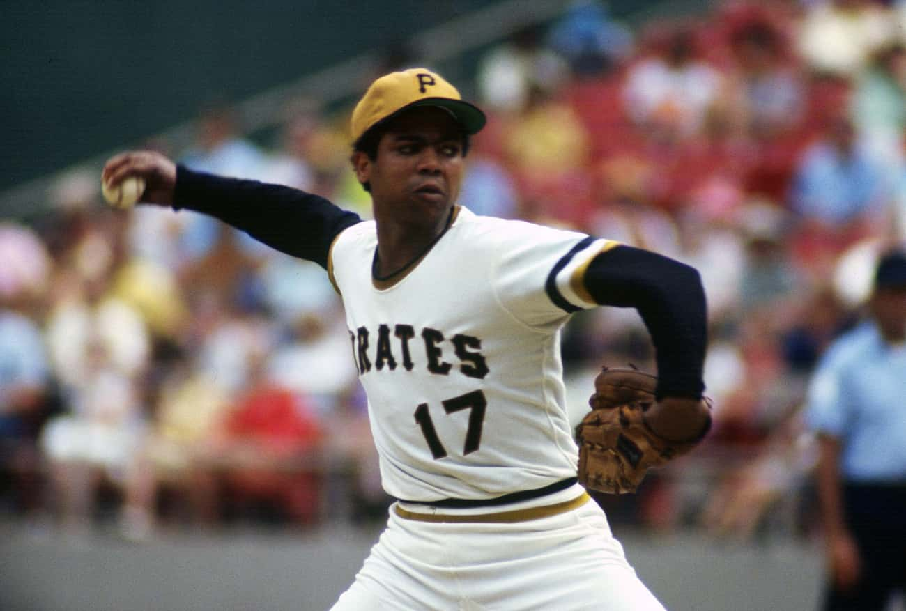 Dock Ellis Pitched A No-Hitter While On LSD