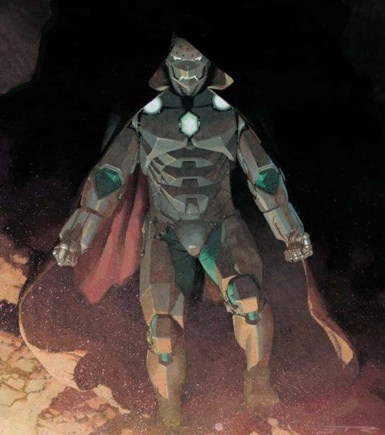 Doctor Doom Took Over As The Infamous Iron Man