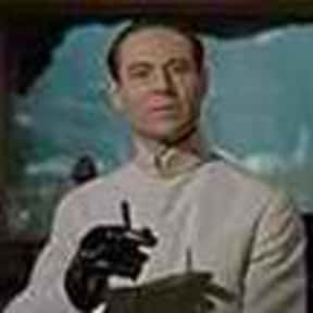 Dr. Julius No is listed (or ranked) 9 on the list All James Bond Villains: List of All James Bond Enemies