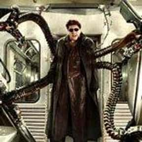 Doctor Octopus is listed (or ranked) 14 on the list The All-Time Greatest Fictional Mad Scientists