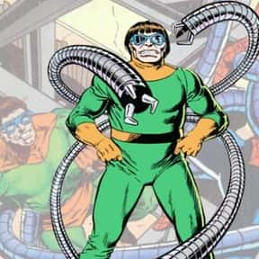 Doctor Octopus is listed (or ranked) 19 on the list The Best Comic Book Characters Created by Stan Lee