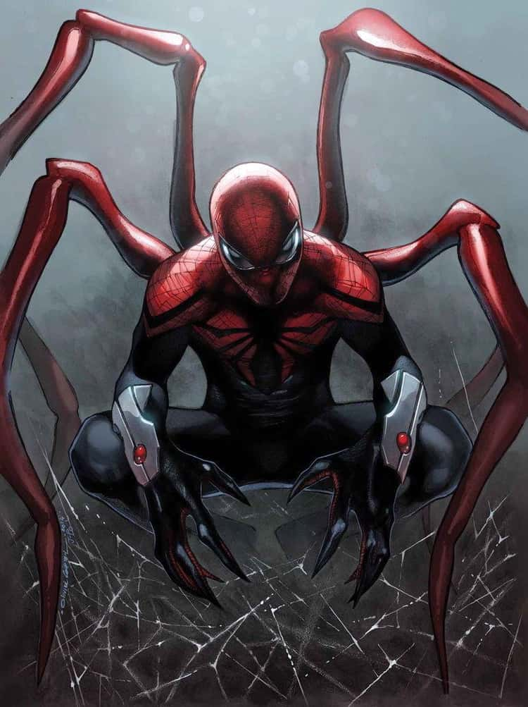 Doctor Octopus Became The Superior Spider-Man
