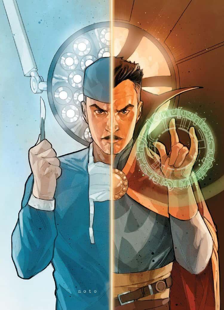 Doctor Strange, The Surgeon Supreme