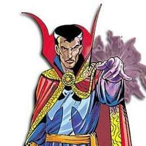 Doctor Strange is listed (or ranked) 12 on the list The Best Comic Book Superheroes Of All Time