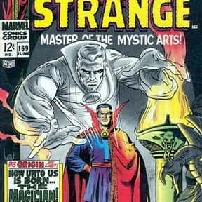 Doctor Strange (1960s) is listed (or ranked) 5 on the list The Best Doctor Strange Versions Of All Time