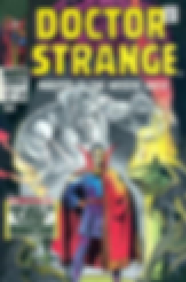 Doctor Strange is listed (or ranked) 3 on the list The Best Doctor Strange Interpretations